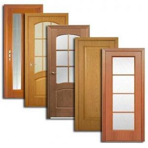 Двери, дверные блоки Луха
