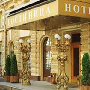 Гостиницы Луха