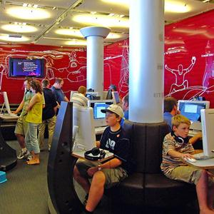 Интернет-кафе Луха