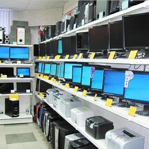 Компьютерные магазины Луха