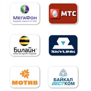Операторы сотовой связи Луха