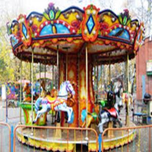 Парки культуры и отдыха Луха