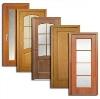 Двери, дверные блоки в Лухе
