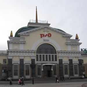 Железнодорожные вокзалы Луха