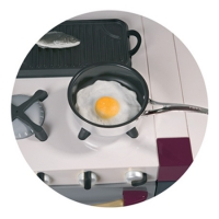 Бильярдный клуб Абриколь - иконка «кухня» в Лухе